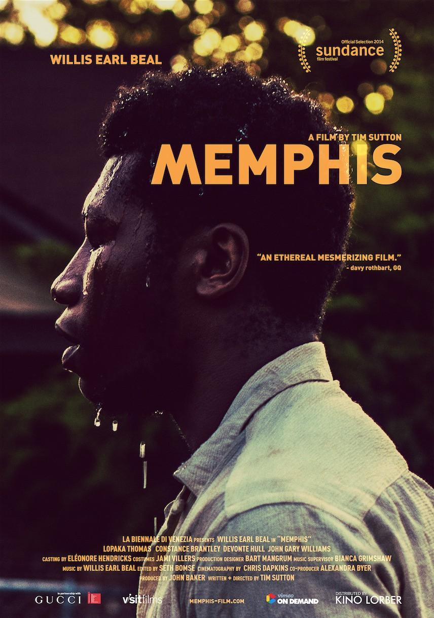 "Eccentric bluesman Willis Earle Beal stars in ""Memphis."""