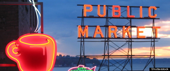 Seattle, WA. Home to Booktrope Publishing. Seatown, here we come!